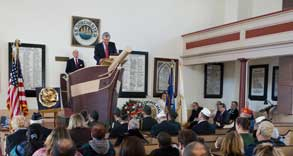 Fishermen's Memorial Service